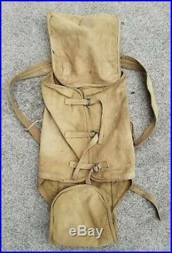 Korean War Chinese Communist PVA captured pack KPA Nork rucksack M1910 copy