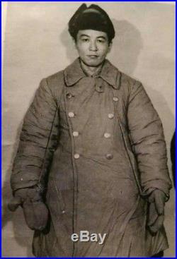 Korean War Chinese Communist Winter mittens Volunteer PVA CPV KPA NK