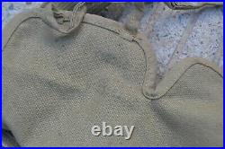 Korean War Chinese Mosin Nagant Type 53 Chest Rig Ammo Pouch Bandolier Stamped
