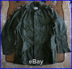 Korean War Deadstock Us Army Og-107 M-1951 Field Jacket