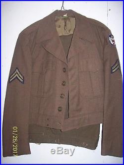 Korean War Dress Uniforms