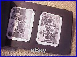 Korean War Era 1953-55 Usn Frogman Sharkman Udt Grouping Training Photo Album