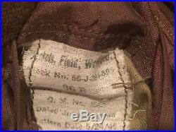 Korean War Era 2nd Infantry Division Ike Jacket + Khaki Shirt 1st Armored Div