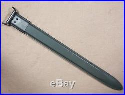 Korean War Era Beckwith M1917 Bayonet Scabbard