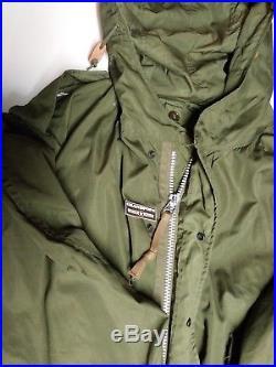 Korean War Era M1951 Parka Excellent Condition Large