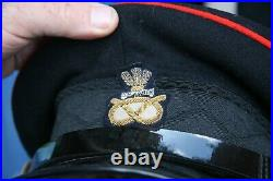 Korean War Era Named North Staffordshire Regiment Officer's No1 Dress Uniform