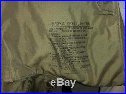 Korean War Era US Army OD M-1951 PARKA Small