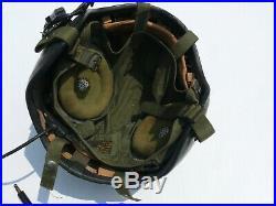 Korean War Era US Navy Pilot H4 Helmet, Oxygen Mask, Type Z Anti-G Flight Suit