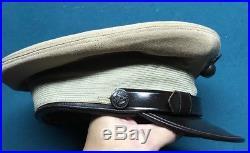 Korean War Era USMC Officer Cover EGA Marine Corps