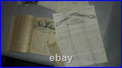 Korean War, Heartbreak Ridge Hero, Photos, Letters, Prisoner Money, Drawings++++
