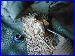 Korean War M-1951 Field Jacket. 13 Sept 1951 Pattern. Dated 1952. Small Short