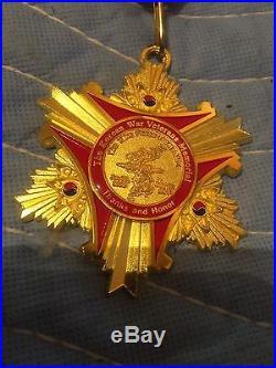 Korean War Memorial Medal