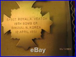 Korean War Named Medal