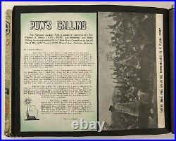 Korean War Photograph Album Military1950s Vintage Includes Propaganda Leaflets