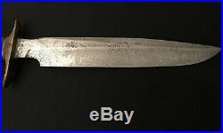 Korean War Randall Fighting Knife -Model 1-8/Old/Made Orlando FLA/Heiser Denver