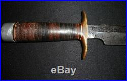 Korean War Randall Knife 1-8/Old/Made Orlando FLA/Heiser Denver/Antique/Vtg/US