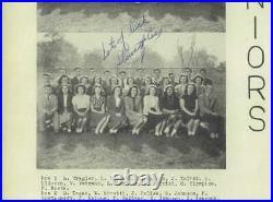 Korean War U. S. Army Class A Brown Wool Officers Uniform Jacket Named 1952 Dated