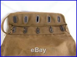 Korean War U. S Army Mail Bag 2nd Model Circa 1950 Heavy Canvas Collectible Relic