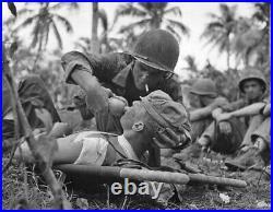 Korean War U. S. Marine Corps P44 Utility Cover