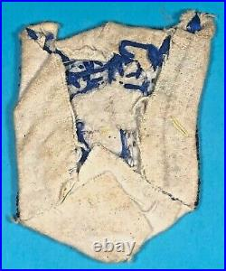 Korean War, UNPIK Wolfpack One SSI, Silk Floss and Bullion, Handmade, Good Cond