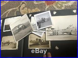 Korean War US Air Force 437th Troop Carrier Wing M Photo Album 116 Photos