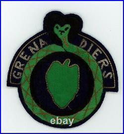Korean War US Army 21st Infantry Regiments provisional unit bullion patch SSI