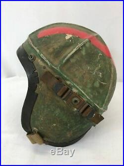 Korean War US Navy Pilots Flight Helmet