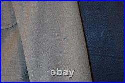 Korean War US Tulsa Auxiliary Police Civil Defense Ike Jacket Patches & Pin RARE