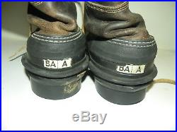 Korean War USA Shoe Pac Cold Weather Boots Pat 2200333 10m 12 Military