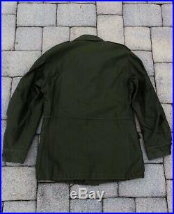 Korean War Us Army Alaskan Command M-1951 Field Jacket