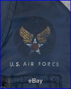 Korean War Usaf N-2a Flying Jacket