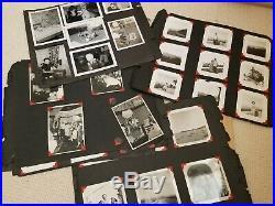 Korean War & Vietnam Air Force Jet Pilot Korea Photo Album 195 Photos Combat