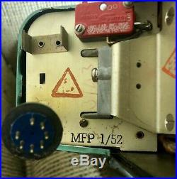 Korean War Walkie-Talkie(MFD1951) No Corrosion(BatteryRemoved) Original Antenna