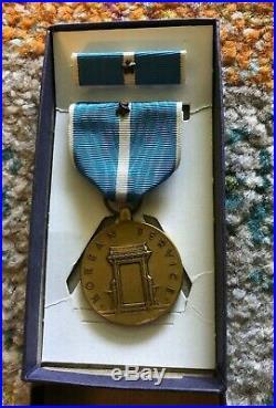 Korean War medal group to Illinois Army First Lieutenant KIA Purple Heart