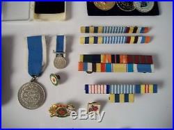 Korean War veteran Medals Canadian RCOC Sgt