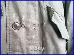 Korean war USMC Marine Chosin Reservoir M1947 M1948 Shell Parka Coat Jacket