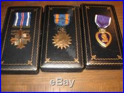 Korean war air medal group