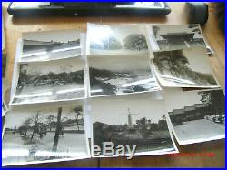 Large Collection Of Korean War Photos. Bases And Bldgs, Boats, People All China