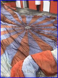 Large US Air Force Parachute Korean War 1952