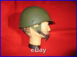 Liner for helmet paratrooper WWII and or Korean War