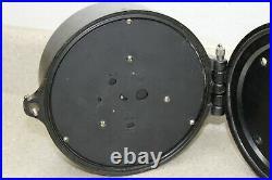 M Low Korea/Vietnam War Phenolic Case US Navy Mark 1 Deck Clock US Navy Mk1