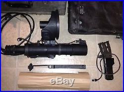 M1 M2 Carbine M3 Infrared Sniper Scope Korean War Night Vision Complete Bulbs