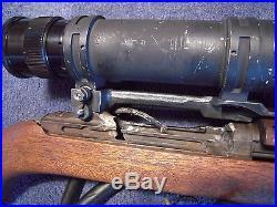 M1 M2 M3 Carbine M2 Infrared Sniper Scope Korean War Night Vision