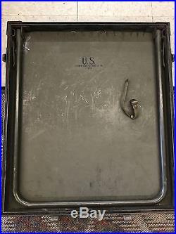 M1945 Field Desk US ARMY NAVY USMC GREEN Military Issued Korean War Era