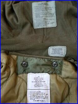 M51 Korean War Era Fishtail Parka