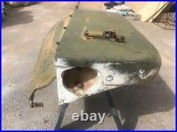 Military M211 GMC 6x6 Deuce and a Half Cargo Truck Korean War Era Deuce FENDER
