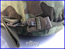 Mint NOS USMC Korean War M-1 Helmet 1953 Cover McCord Pot CAPAC Liner Original