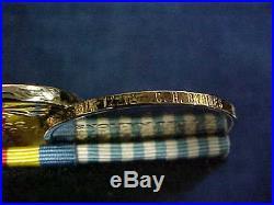 Named Orig WW2 & Korean War Medal Group SM 12212 CH Byrnes