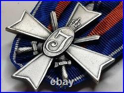 Netherlands Military Medal Korea Korean War Cross Commemorative Dutch Clasp 1950