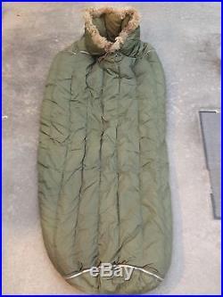 Nice US Military Sleeping Bag! Korean War, Evacuation/Casualties Bag